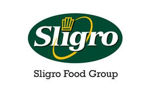 logo-sligro Vijfsterren Logistiek