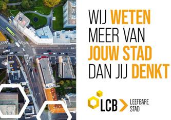 workshop 'wij weten meer van jouw stad dan jij denkt' van LCB leefbare stad
