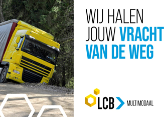 workshop 'wij halen jouw vracht van de weg' van LCB multimodaal