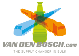 Logo Van den Bosch The Supply Changer in Bulk