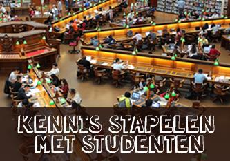 Inspiratiesessie Kennis stapelen met studenten van Vijfsterren Logistiek