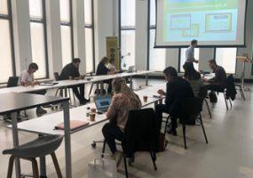 Ontbijtsessie met workshop Duurzame Inzetbaarheid van de Kennistafel Arbeidsmarkt & HR van Vijfsterren Logistiek